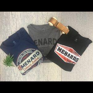 Menards T-shirt bundle